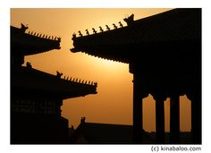 China, one of the countries that can boast of an ancient civilization, has a long and mysterious history - almost 5,000 years of it! #Forbiden City  Beijing