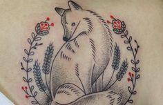 Dani Bianco é uma tatuadora brasileira que cria traços fantásticos cheios de meiguice e floreios. Confira suas tatuagens doces e delicadas na pele!