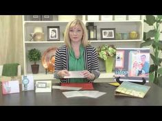 Some tips on the best ways to use Close To My Heart's exclusive embossing folders, available in five trendy and classy patterns,