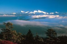 #Dharamshala in #India is popular honeymoon destination.
