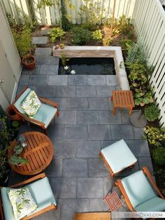 Image result for small back patio ideas