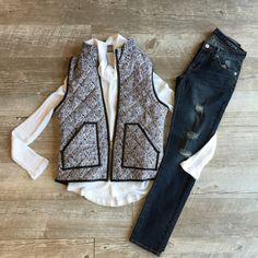 Not Your Boyfriend's Jeans #RunwaySeven #YourWeeklyShoppingHabit #Shop #Fall #Fashion