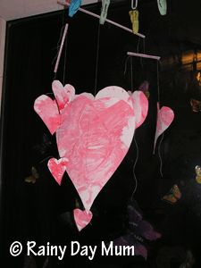 Valentine Heart Mobile