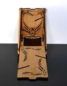 e-Raptor Dice Tower - Elven Box
