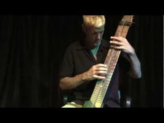 ▶ Little Wing Acoustic Chapman Stick - YouTube