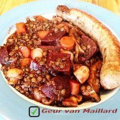 Biet bourguignon - Geur van Maillard - www.maillard.nl