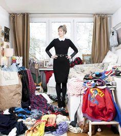 Les femmes et leurs chambres à travers le monde