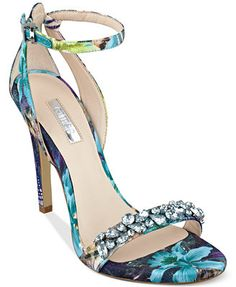 GUESS Women's Caterina Two-Piece Sandals