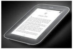In addition to the Nook, Amazon is preparing launch of Kindle that has its own light source.