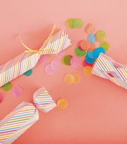 Bring any party to life with this colorful confetti stack | Paper Crafts | DIY Confetti