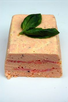 Terrine de Saumon for Guests! Tapas, Cooking Time, Cooking Recipes, Good Food, Yummy Food, Seafood Recipes, I Foods, Food Inspiration, Food To Make