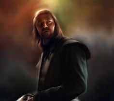 Ned Stark by DaaRia.deviantart.com on @deviantART