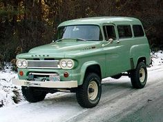 Dodge Power Wagon: