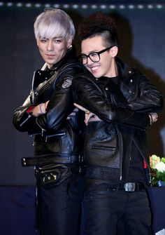 Most Popular Pins brought to you by Luda :)    G-Dragon T.O.P
