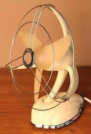 German Art Deco Electric Fan Streamline Machine Age Vintage Antique TOP COND Art Deco Decor, Art Deco Stil, Art Deco Design, Antique Fans, Vintage Fans, Art Deco Furniture, Retro Furniture, Fan Blade Art, Retro Fan