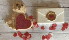 Puppy Love & Love Letter Bath Bombs. #puppylove #loveletters #bathbombs #romantic #romanticgift #lovebathbomb #valentinegift #stockingstuffers Blue Bath, Moody Blues, Love Letters, Bath Bombs, Stocking Stuffers, Cruelty Free, Valentine Gifts, Puppy Love, Romantic