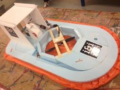 Make rc hovercraft   Nice instructions