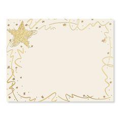 Shimmering Gold Foil Certificate | PaperDirect