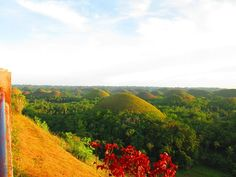 Planet Earth Really Is a Spectacular Planet to Live On Countries Around The World, Around The Worlds, Bohol Philippines, Chocolate Hills, Planet Earth, Land Scape, Beautiful Landscapes, Travel Inspiration, Planets