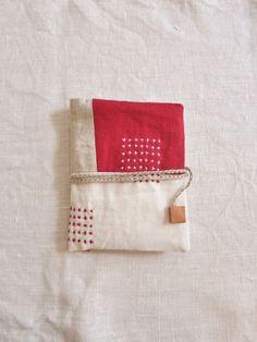 カードケース red