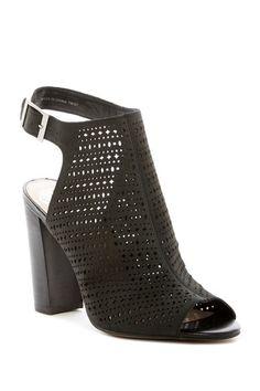 Image of Vince Camuto Selda Open Toe High Heel Sandal