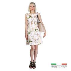Fontana 2.0 Laura Flare Dress, Pink