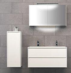 Badezimmer Waschbecken Unterschrank Weiss Handtuchhalter STRUCTURE 03 Arik Levy Inbani Metallglanz  | Wohnung | Pinterest | Badezimmer Waschbecken, ...