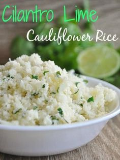 While it tastes good, white rice has nearly no nutritional value. If you haven't been fully converted to cauliflower rice yet, you need to try our Cilantro & Lime Cauliflower Rice! https://www.collagevideo.com/blogs/healthy-tips-recipes-by-gilad/cauliflower-rice #collagevideo #collagevideofitness #fit #fitness #workout #workoutdvds #success #goals #motivation #fitnessdvds #workout #gilad #fitnesstip #bodiesinmotion @giladbodiesinmotion