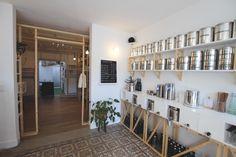 La Grainerie,  petite boutique simple et honnête de produits en vrac.