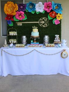 Alice in Wonderland Birthday Party Ideas | Photo 1 of 31