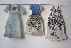 Paper Clothes, Paper Dresses, Simply Beautiful, Paper Art, Designer, Beautiful Dresses, Print Patterns, Illustration Art, Two Piece Skirt Set