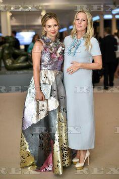 NSPCC Neo-Romantic Art Gala at Royal Hospital Chelsea, London, Britain - 30 Jun 2015  Marissa Hermer and Alice Naylor-Leyland  30 Jun 2015