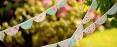 4 tutoriales de guirnaldas de papel