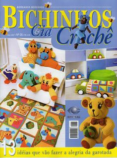 Bichitos en crochet - Maria M Castells - Picasa Webalbumok