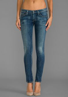 Mother Looker Skinny Jeans - anthropologie.com | Your ...
