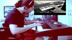 """Dio Lima keyboardist and music producer for project OPUS V, progressive metal"" Por DIO Lima"