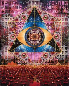 ALEX GREY It is the prayer of my innermost being To realize my supreme identity In the liberated play of consciousness, The Vast Expanse. Now is the moment, Here is the place of Liberation. - The Vast Expanse