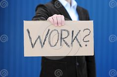 Royalty Free Stock Images: Looking for a job. Image: 17667859