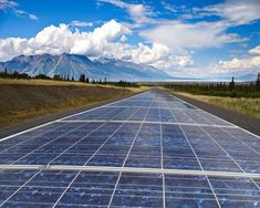 New Technologies Turn Asphalt Roads into Renewable Energy Resources- Is It Going to Affect the Traffic?