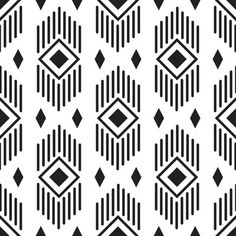 Geometric Patterns, Aztec Tribal Patterns, Geometric Lines, Line Patterns, Prints And Patterns, Tribal Pattern Art, Aztec Designs, Geometric Designs, Tribal Pattern Wallpaper