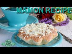 Mamon is a Filipino mini chiffon cake that is a popular afternoon snack. Get this simple and easy recipe for that light, airy and fluffiest Mamon ever! Filipino Dishes, Filipino Desserts, Asian Desserts, Filipino Recipes, Filipino Food, Vietnamese Recipes, Vietnamese Dessert, Vietnamese Food, Mamon Recipe