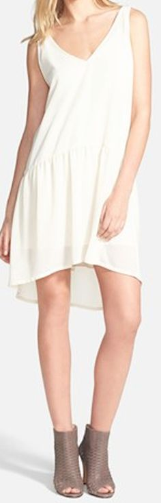 pretty high/low #dress  http://rstyle.me/n/f3s24pdpe
