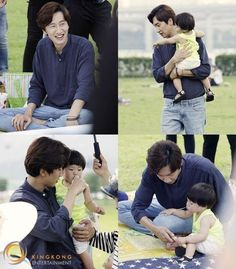 "[News] Lee Kwang Soo Makes a Great Uncle on the Set of ""It's Okay, It's Love"" http://www.soompi.com/2014/08/12/lee-kwang-soo-makes-a-great-uncle-on-the-set-of-its-okay-its-love/ … pic.twitter.com/NfKFfSY65l cr.soompi"