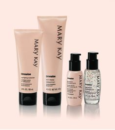 Good Housekeeping Seal for Mary Kay Miracle Set! Take the years off.