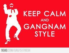 "PSY - ""Gangnam Style"""