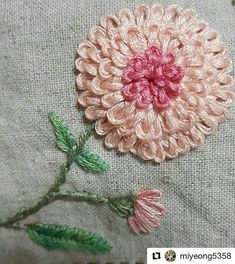 Getting to Know Brazilian Embroidery - Embroidery Patterns Brazilian Embroidery Stitches, Hand Embroidery Videos, Embroidery Stitches Tutorial, Simple Embroidery, Silk Ribbon Embroidery, Crewel Embroidery, Hand Embroidery Designs, Embroidery Techniques, Cross Stitch Embroidery