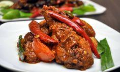 Chicken in Red Sauce: Ayam Masak Merah