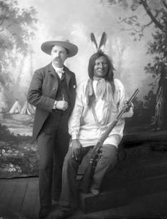 Mankins, S. J.. [William E. Irwin, Photographer of Indians ...