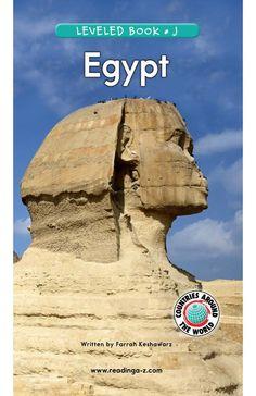 Egypt | Kids A-Z