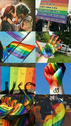 Are planing to punch anyone who bullies a gay person Lgbt Quotes, Lgbt Memes, Gay Aesthetic, Aesthetic Collage, Lesbian Pride, Lesbian Love, Arco Iris Lgbt, Lgbt Flag, Pansexual Pride